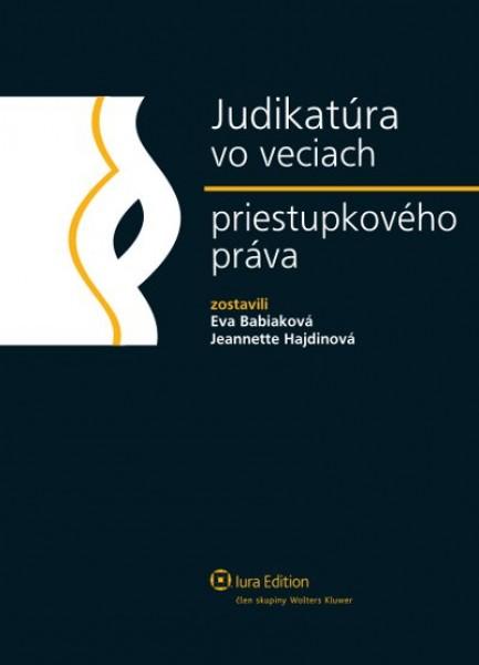 Judikatúra vo veciach priestupkového práva