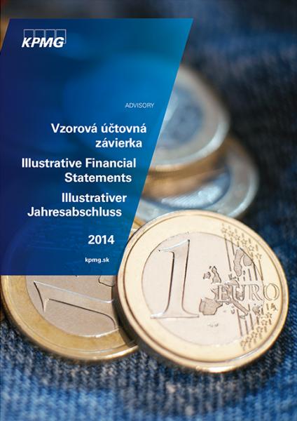 Vzorová účtovná závierka 2014