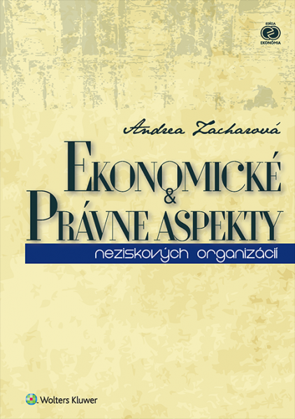 Ekonomické a právne aspekty neziskových organizácií