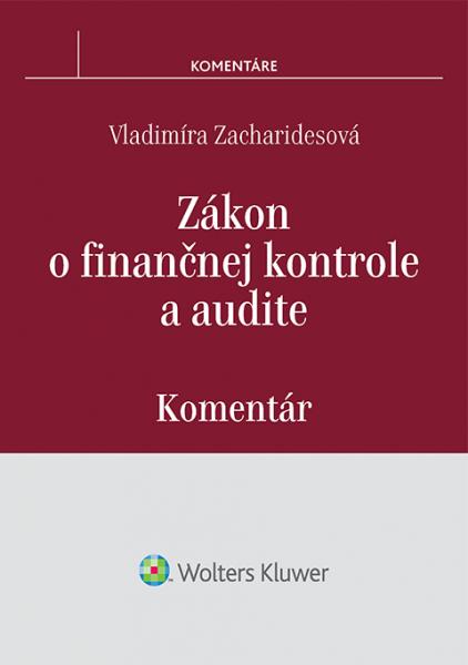 Zákon o finančnej kontrole a audite - komentár