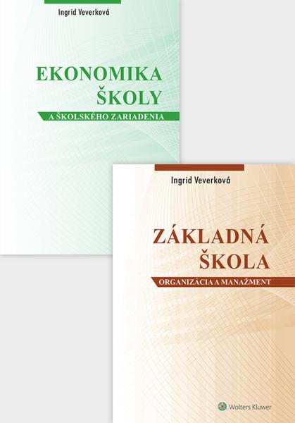 Balíček: Ekonomika školy + Základná škola
