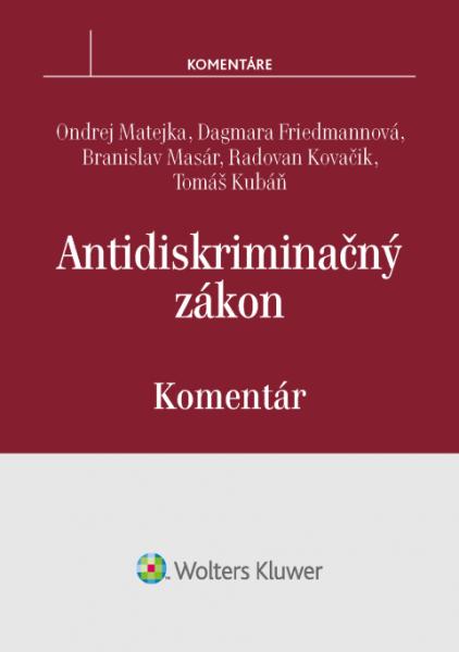 Antidiskriminačný zákon - komentár