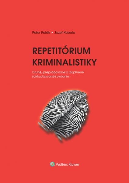 Repetitórium kriminalistiky