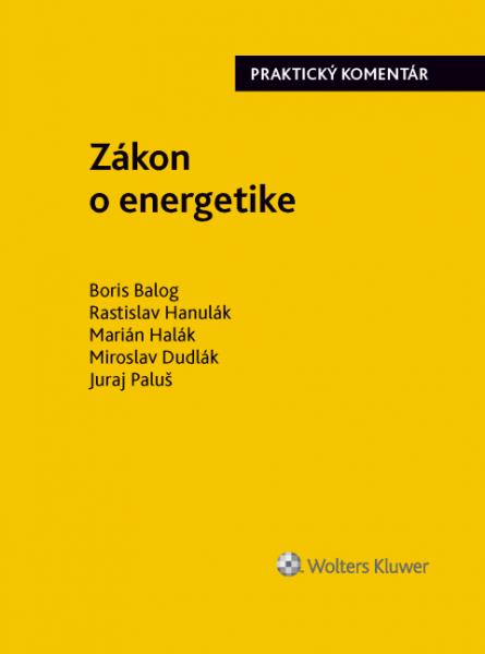 Zákon o energetike - praktický komentár