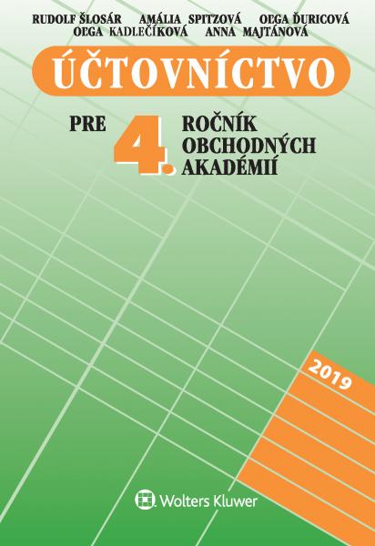 Účtovníctvo pre 4. ročník obchodných akadémií