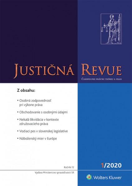 Justičná revue