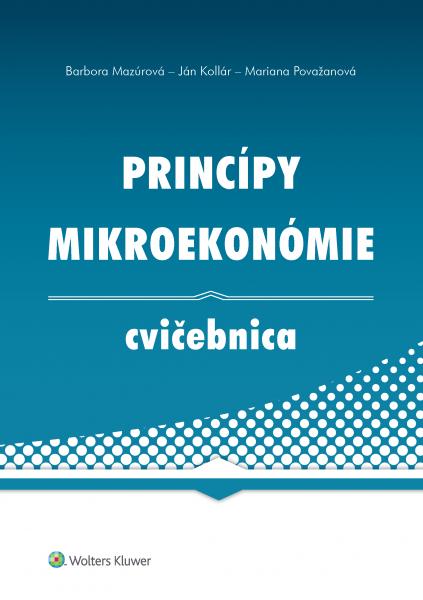 Princípy mikroekonómie - cvičebnica