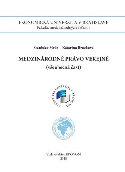 Medzinárodné právo verejné  -  (všeobecná časť)