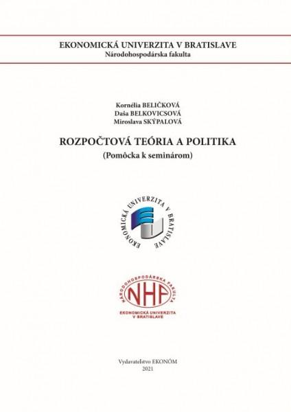 Rozpočtová teória a politika - pomôcka k seminárom