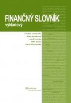 Finančný slovník - výkladový