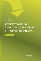 Repetitórium rekodifikovaného trestného práva, 8. vydanie