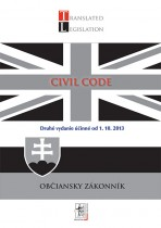 Civil Code - Občiansky zákonník, 2. vydanie