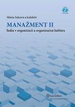Manažment II – ľudia v organizácii a orgnizačná kultúra