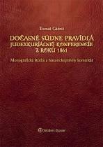 Dočasné súdne pravidlá Judexkuriálnej konferencie z roku 1861