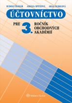 Účtovníctvo pre 3. ročník OA - učebnica