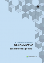 Daňovníctvo - daňová teória a politika I
