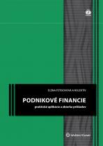Podnikové financie - praktické aplikácie a zbierka príkladov