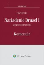 Nariadenie Brusel I - komentár