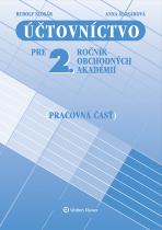 Účtovníctvo pre 2. ročník OA - pracovná časť