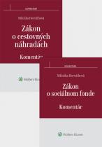 Balíček – Komentár k zákonu o cestovných náhradách a k zákonu o sociálnom fonde