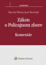Zákon o Policajnom zbore - komentár