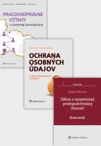 Balíček: Pracovnoprávne vzťahy v samospráve II.