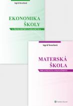 Balíček: Ekonomika školy + Materská škola