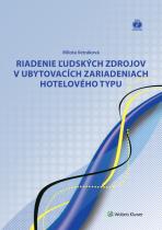Riadenie ľudských zdrojov v ubytovacích zariadeniach hotelového typu