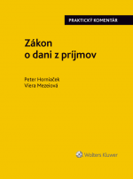 Zákon o dani z príjmov - praktický komentár