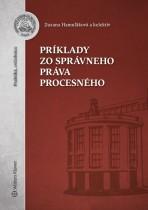 Príklady  zo správneho práva procesného