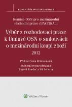 Výběr z rozhodovací praxe k Úmluvě OSN o smlouvách o mezinárodní koupi zboží (2012)