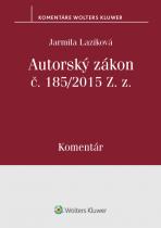 Autorský zákon č. 185/2015 Z. z. – komentár