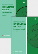 Ekonómia praktikum. Ekonomická teória 1 a Ekonomická teória 2