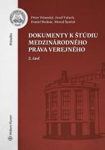 Dokumenty k štúdiu medzinárodného práva verejného, 2. časť