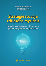 Stratégie rozvoja kritického myslenia