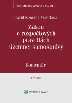 Zákon o rozpočtových pravidlách územnej samosprávy - komentár, 2. vydanie