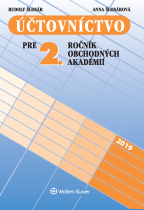 Účtovníctvo pre 2. ročník obchodných akadémií