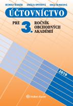 Účtovníctvo pre 3. ročník obchodných akadémií