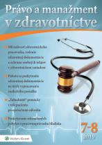 Právo a manažment v zdravotníctve