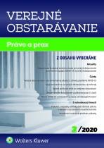 Verejné obstarávanie - právo a prax