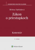 Zákon o priestupkoch - komentár, 2. vydanie