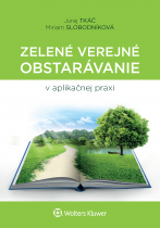 Zelené verejné obstarávanie v aplikačnej praxi