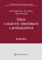 Zákon o znalcoch, tlmočníkoch a prekladateľoch - komentár, 2. vydanie