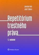 Repetitórium trestného práva. 5. vydanie