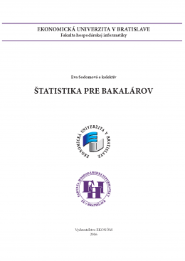 Štatistika pre bakalárov