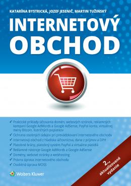Internetový obchod – 2., aktualizované vydanie