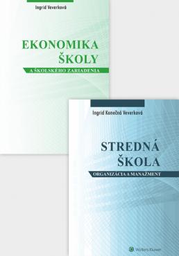 Balíček: Ekonomika školy + Stredná škola