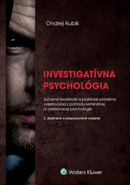 Investigatívna psychológia. 2. vydanie